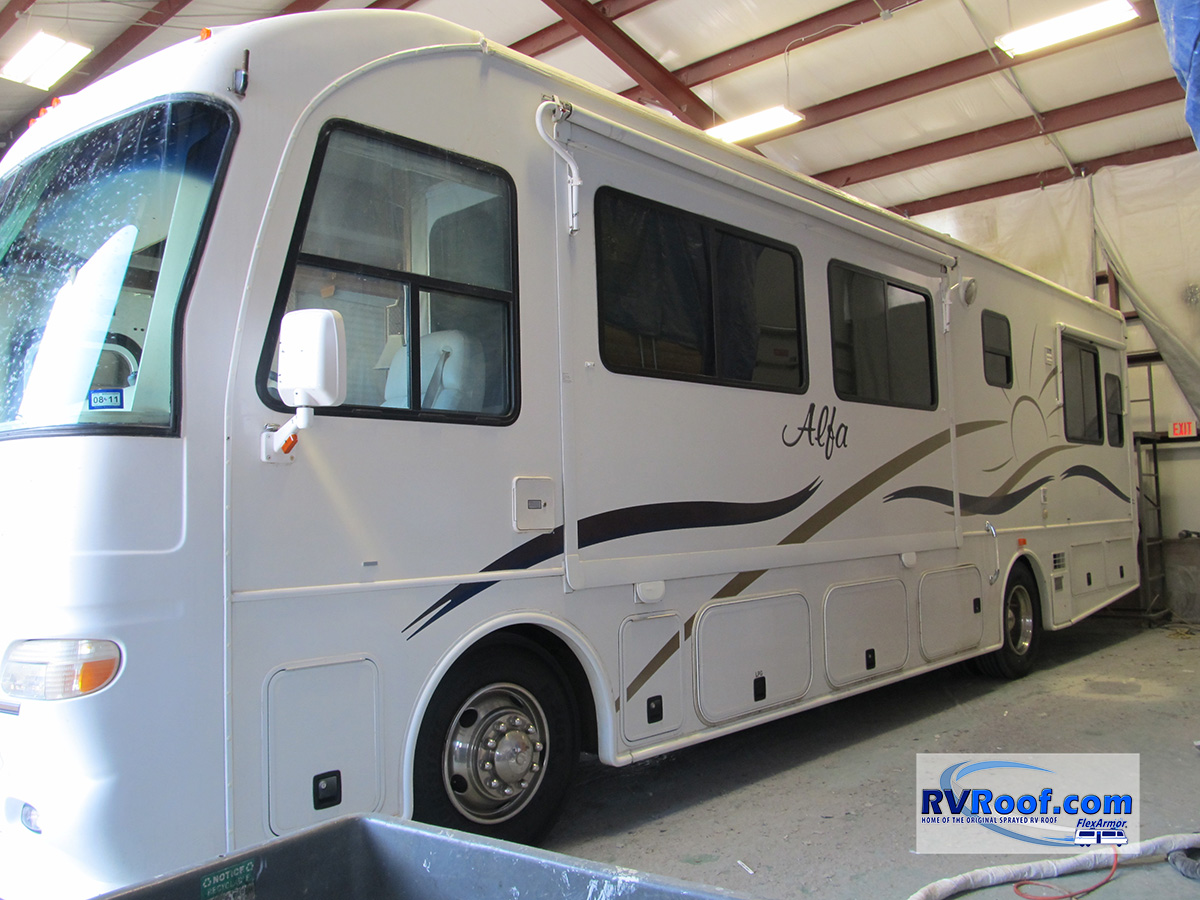 Alfa-coach-at-RVRoof-com-shop-for-FlexArmor-roof