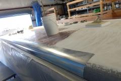 Winnebago-side-radius-rebuilt-before-FlexArmor-sprayed-roof-application