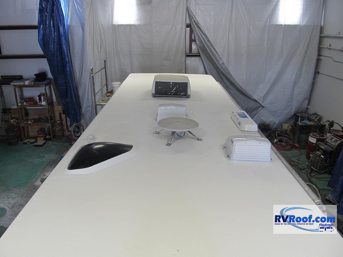 New-skylight-sprayed-FlexArmor-roof