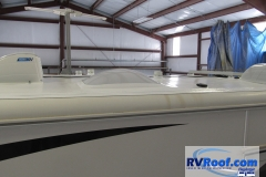 Newmar-roof-with-FlexArmor-sprayed-lifetime-no-leak-roof
