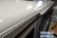 Rolled-aluminum-radius-on-motorhome-covered-with-FlexArmor