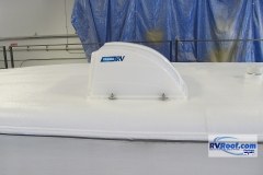 Camco vent covers come with every FlexArmor rv roof
