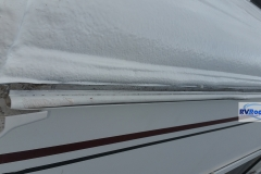 Gutter rail sprayed FlexArmor roof copy