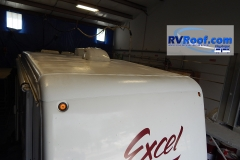 Excel fifth wheel FlexArmor rv roof