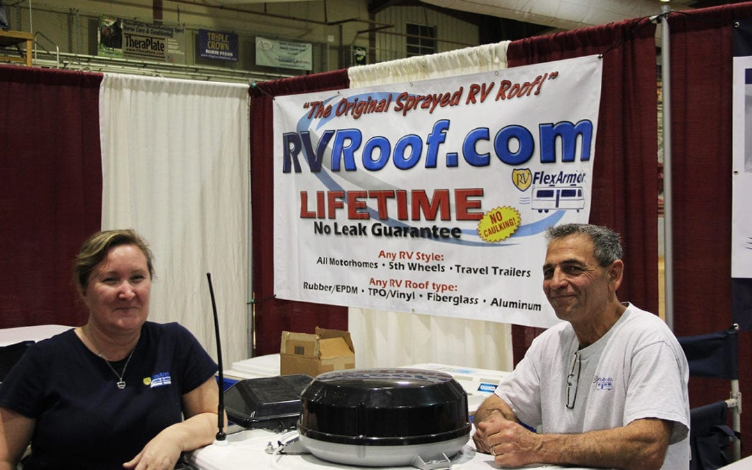 In the news: Area dealers ready for busy weekend at RV MegaShow