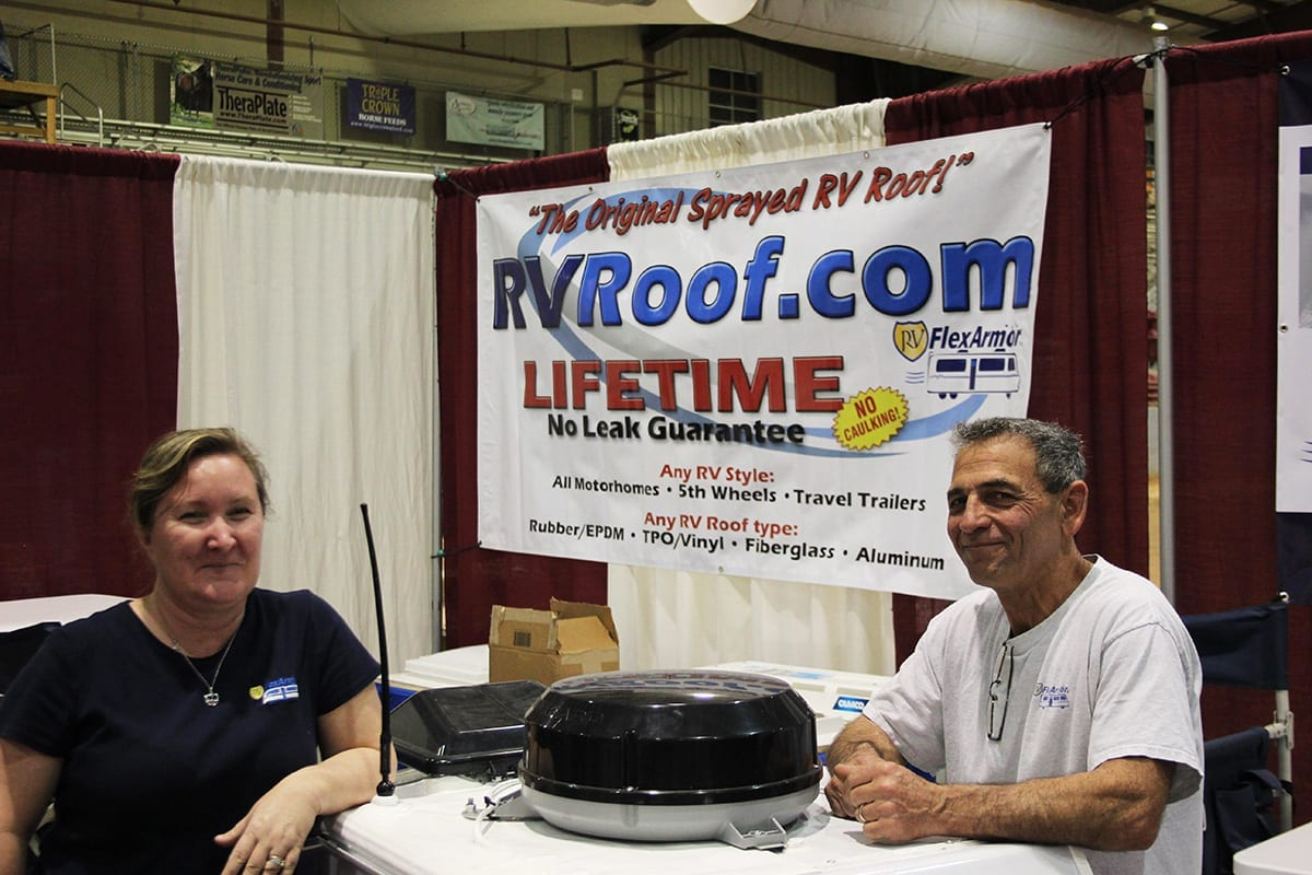 rv roof megashow