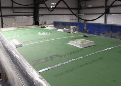 rebuilding rv roof