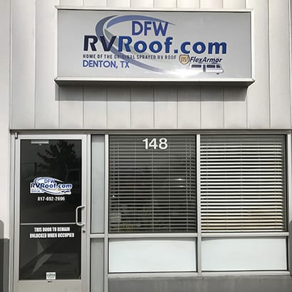 DFW RV Roof