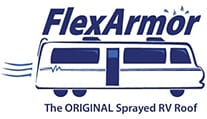 FlexArmor RV Roof Repair Logo