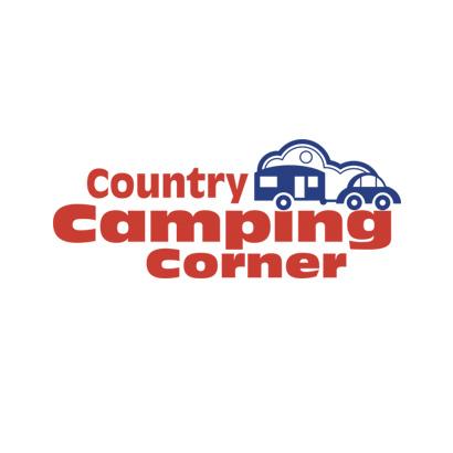 country camping corner logo