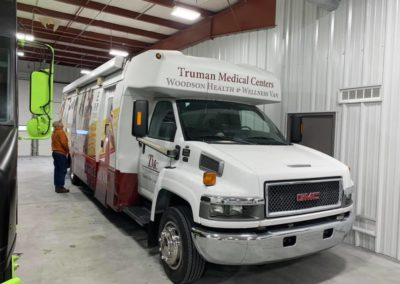 lifetime rv roof on specialty vehicle