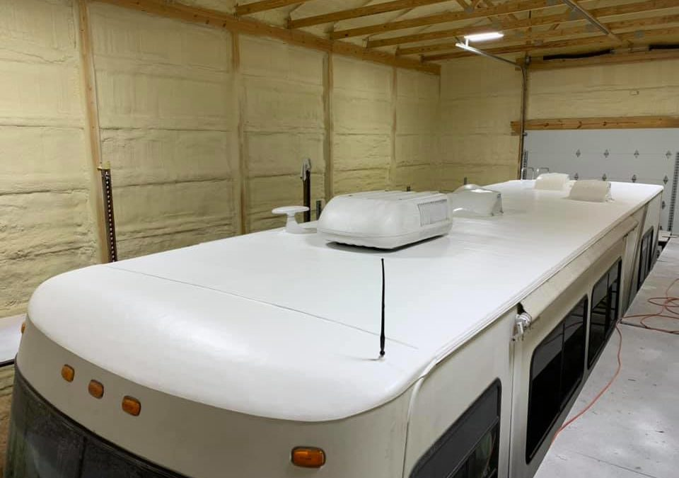 Lifetime RV Roof – Missouri Shop