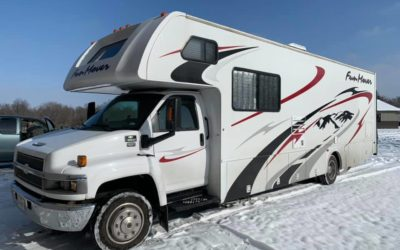 Lifetime RV Roof – Missouri Shop